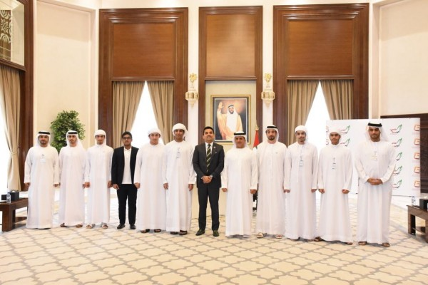 Dh1m grant for Emirati boys' inventions